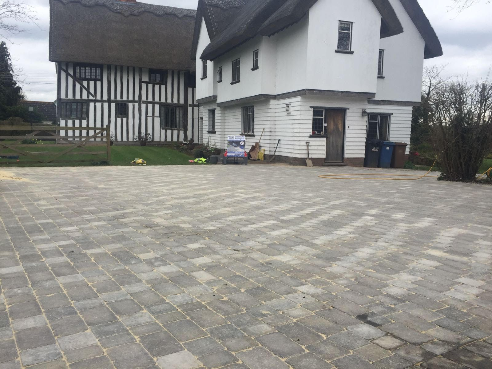 Block Paving contractors in Southend offer an impressive range