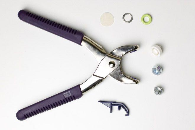 Gebrauchsanleitung Osen Anbringen Mit Und Ohne Prym Vario Zange