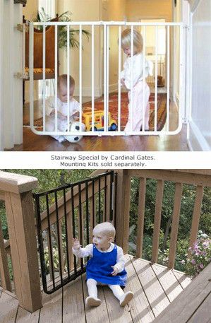 Cardinal Gates Stairway Special Gate For Decks Https://www.totsafe.com