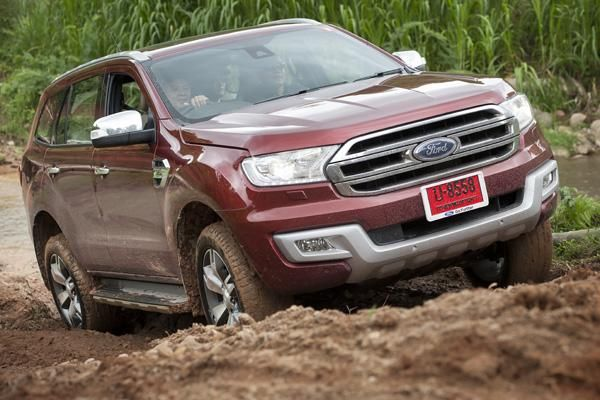 New Ford Endeavour Will Be Available In Two Trim Levels With A