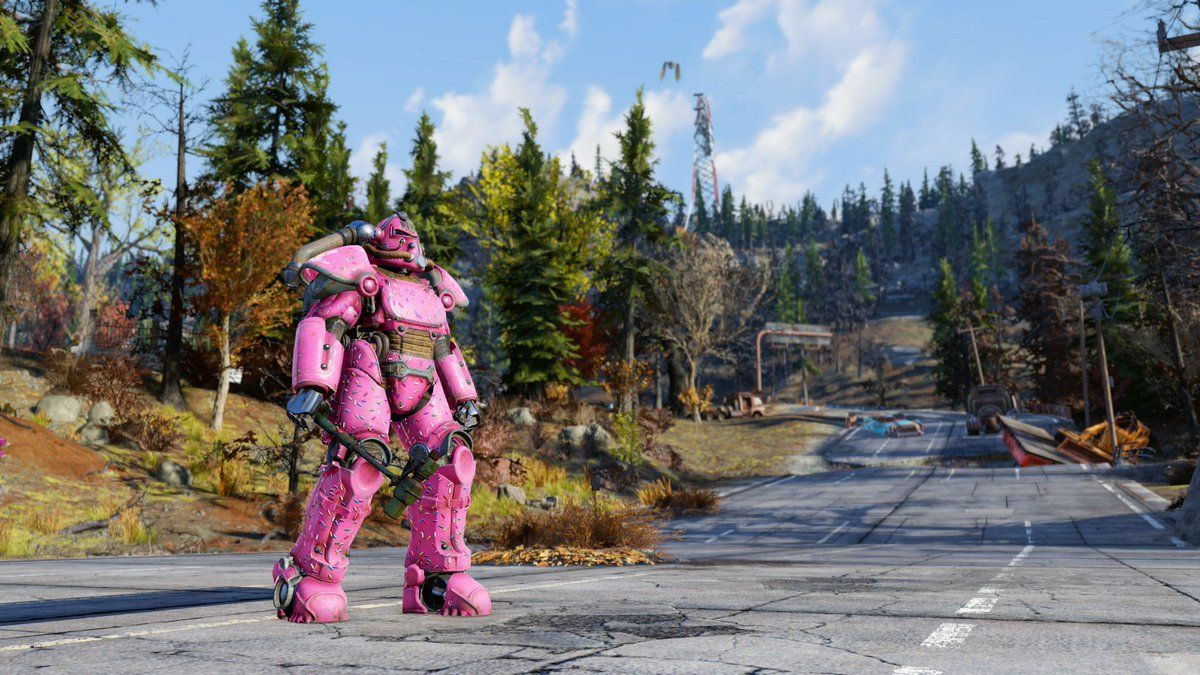 Pin by GAME Girl on Fallout 76 Fallout 3, Fallout, My love