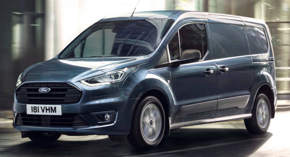 Ford Transit Connect Gets A Minor Facelift And An All New Diesel