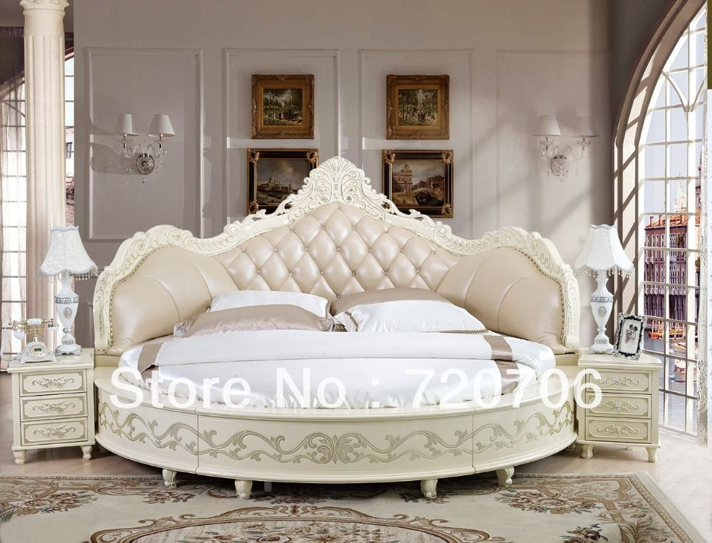 A bed for a princess | round b | Pinterest