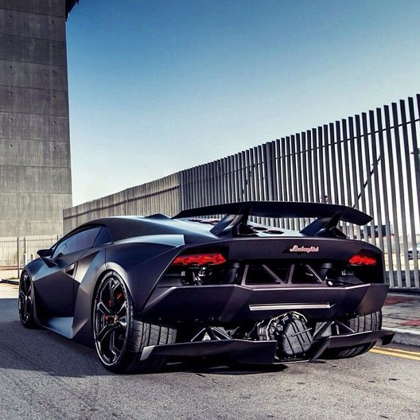 Nothing Like The Back End Of A Lambo