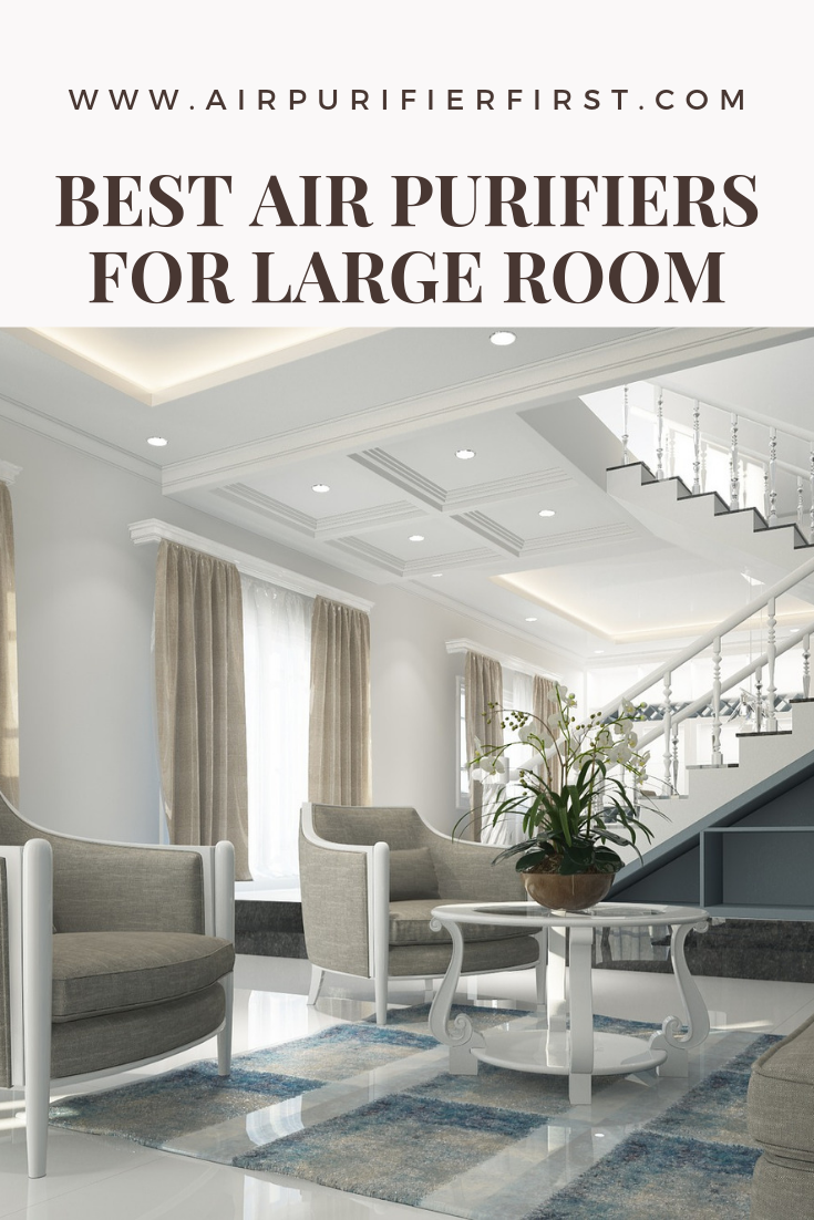 Best Air Purifiers For Large Room Room Air Purifier Air Purifier Purifier
