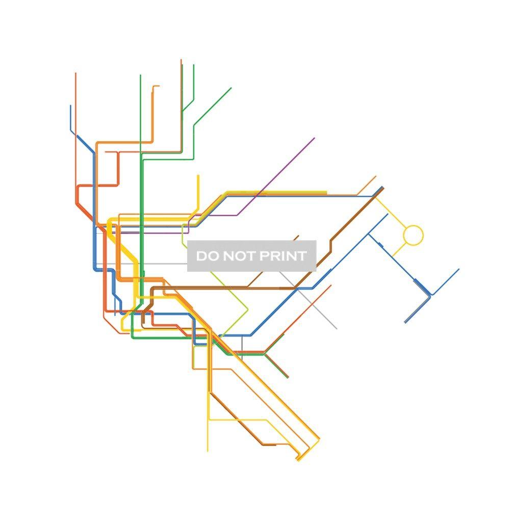 Nyc Subway Map Art My Blog - Nyc subway map on google