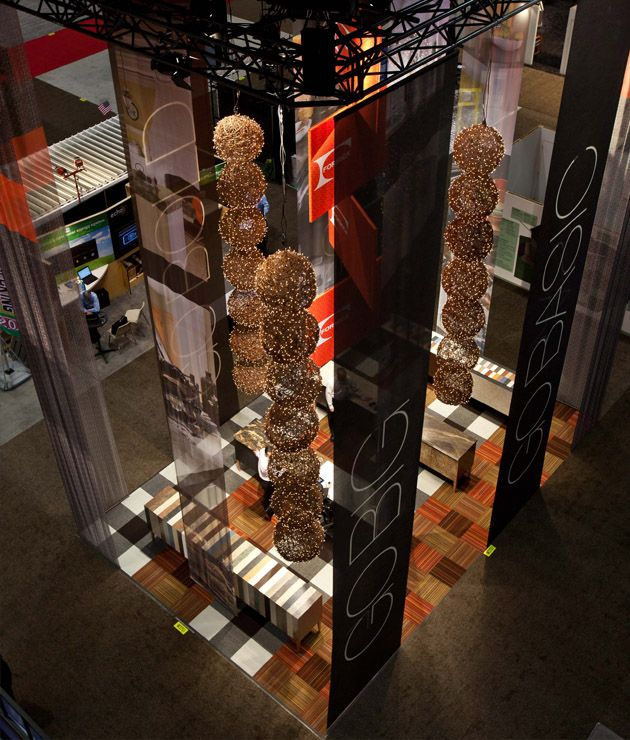 Exhibition Stand Design Articles : Material world exhibit design magazine articles and