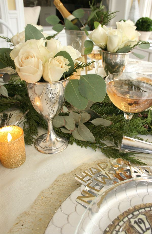 ciao! newport beach: a tablescape for new years eve | New ...