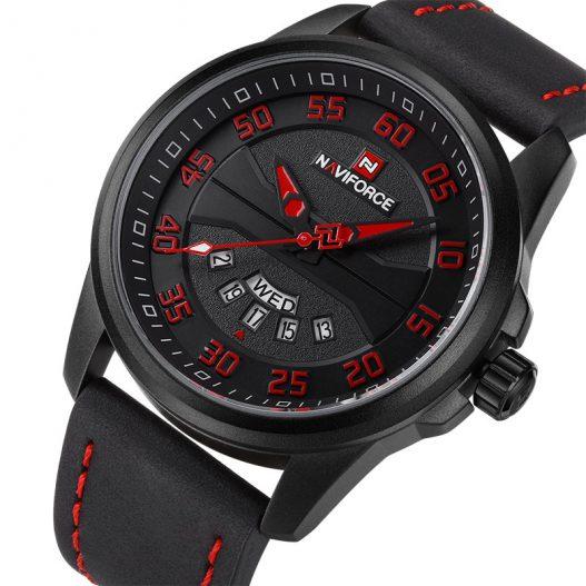 Casual Leather Strap Army Military Sports Wrist Watch - BeFashionova #sportswatches