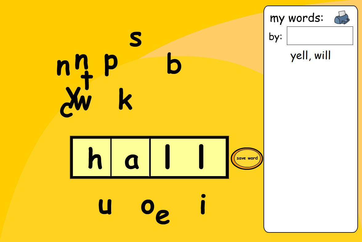 Read And Spell Words With The Endings Ck  Ff  Ll And Ss An