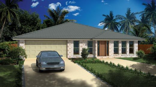 Austart Home Designs: Tangalooma 313. Visit www.localbuilders.com.au/builders_queensland.htm to find your ideal home design in Queensland