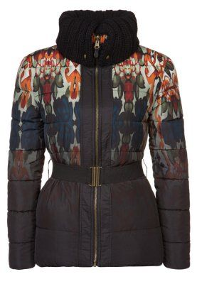 REVERSIBLE SPLIT - Winter jacket - black