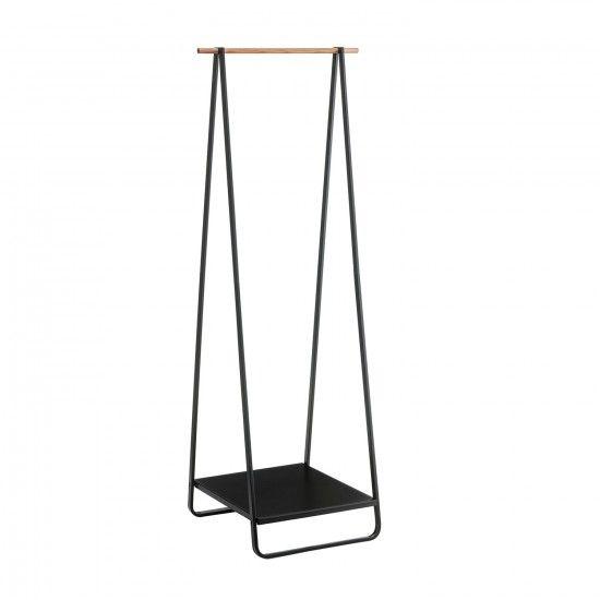 MONOQI   Hanger Garderobe - Schwarz