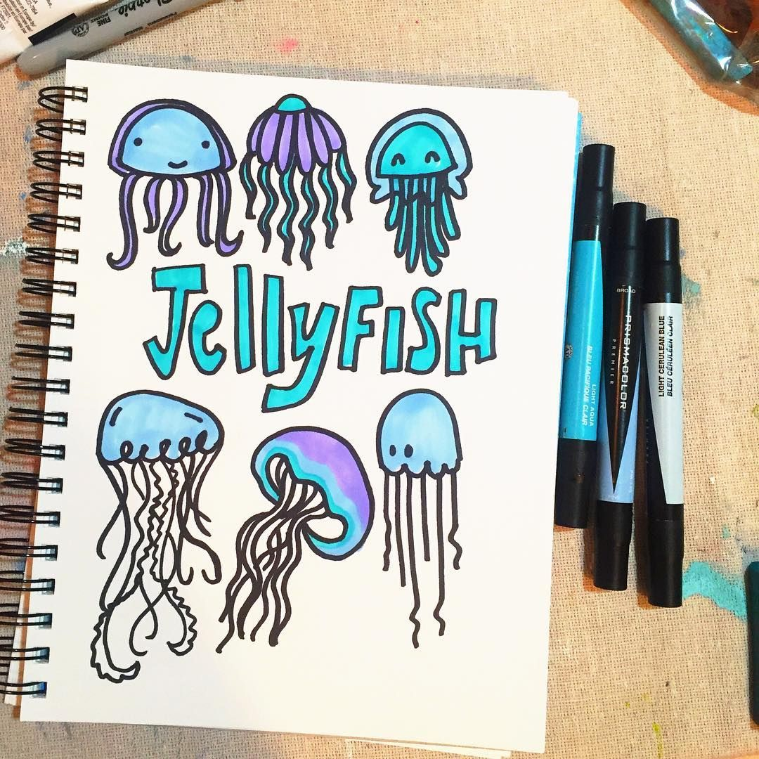 """From @ckelso - """":"""" I shall call him Squishy and he shall be mine and he shall be my Squishy.""""  #MVdrawingfun"""""""