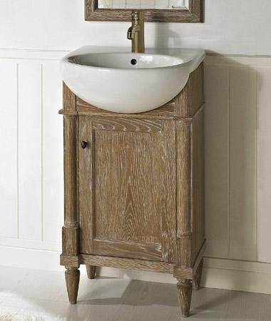Fairmont Designs Rustic Chic Collection 20 Vanity Sink Set