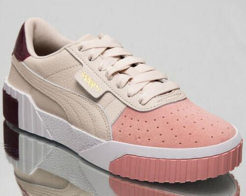 Puma Cali Remix Womens Pastel Parchment Lifestyle Sneakers ...