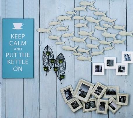 Beach House Wall Decor beach decor | decorating ideas