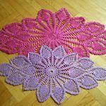 Thankful Placemats Free Easy Crochet Pattern ⋆ Crochet Kingdom