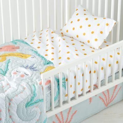 $129 quilt, $49 sheet set, $14 toddler pillow insert...Marine ... : quilt for toddler bed - Adamdwight.com