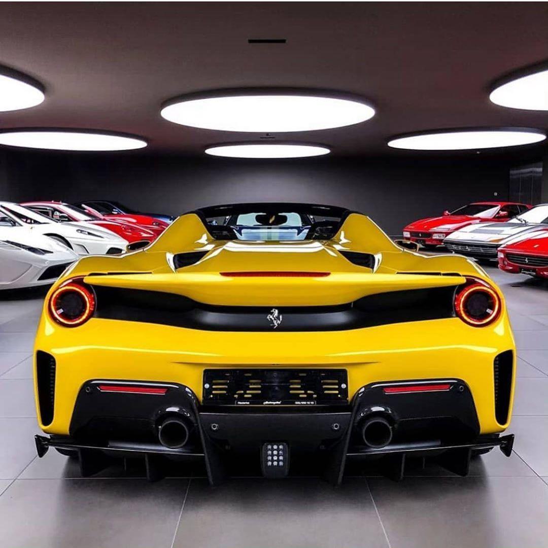 Ferrari Portofino Wallpaper: Follow @millionaire.livings For More