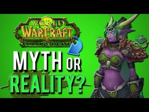 An Emerald Dream Expansion in World of Warcraft? - Best sound on Amazon: http://www.amazon.com/dp/B015MQEF2K -  http://gaming.tronnixx.com/uncategorized/an-emerald-dream-expansion-in-world-of-warcraft/