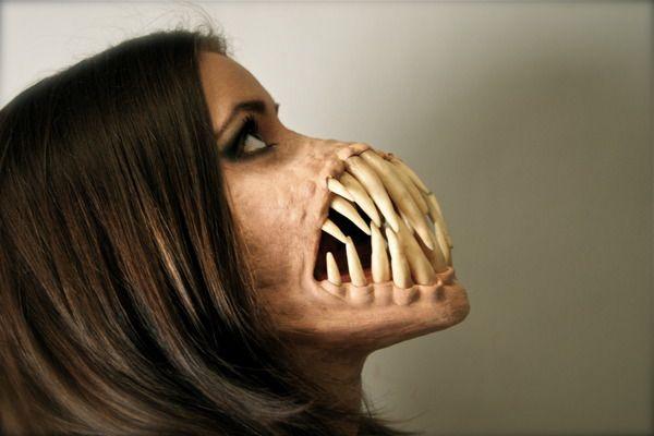 15+ Halloween Teeth Prosthetics Pictures