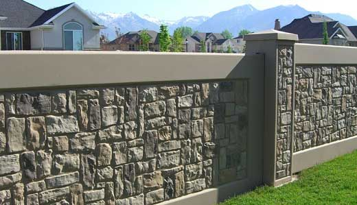 Compound Security Design : Boundary wall design google search ideas for the house