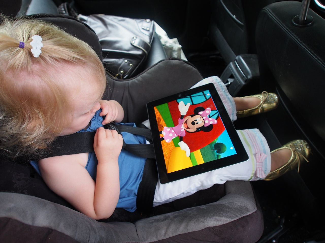 4 great iPad apps for flying with a toddler