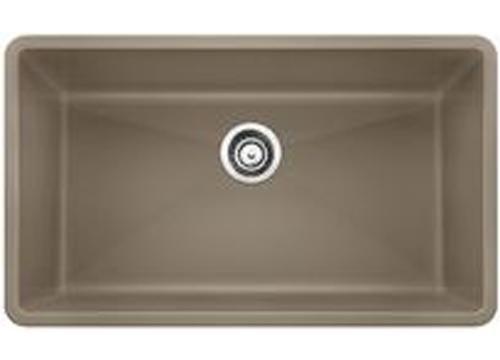 Composite Kitchen Sinks Undermount Blanco precis 32 undermount single bowl granite composite sink in blanco precis 32 undermount super single bowl granite composite kit showroom sinks workwithnaturefo