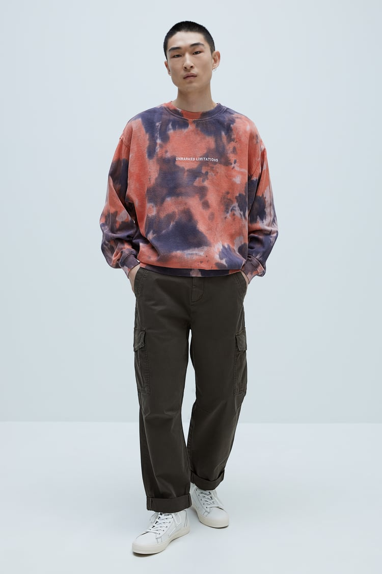 View All Sweatshirts Collection Herre Zara Danmark Tie Dye Sweatshirt Dye T Shirt Sweatshirts [ 1125 x 750 Pixel ]