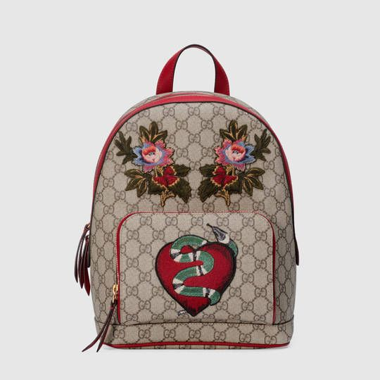 c22ab5c3d2ef Gucci Limited Edition GG Supreme backpack