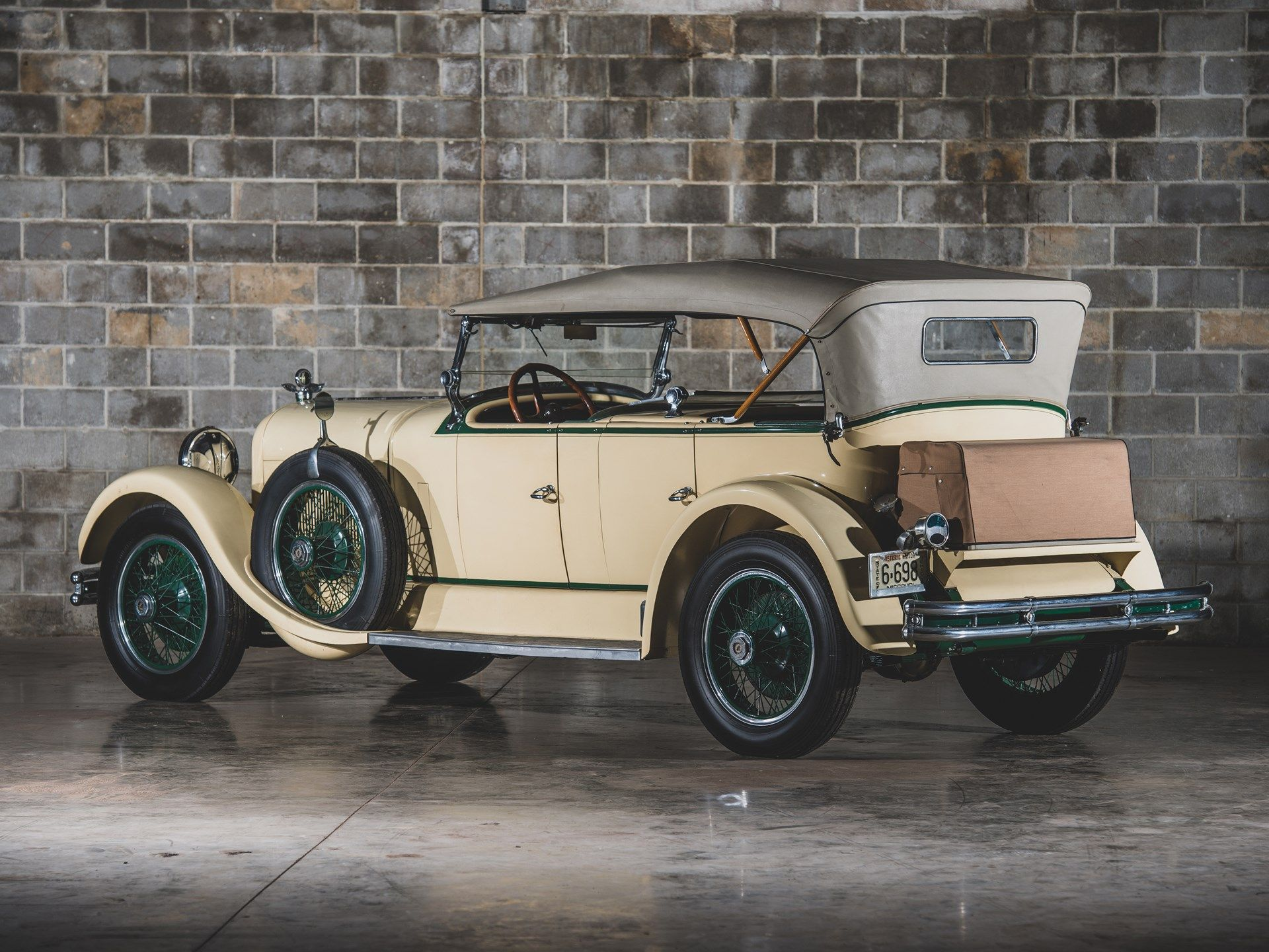 1927 Duesenberg Model X Dual Cowl Phaeton By Locke With Images