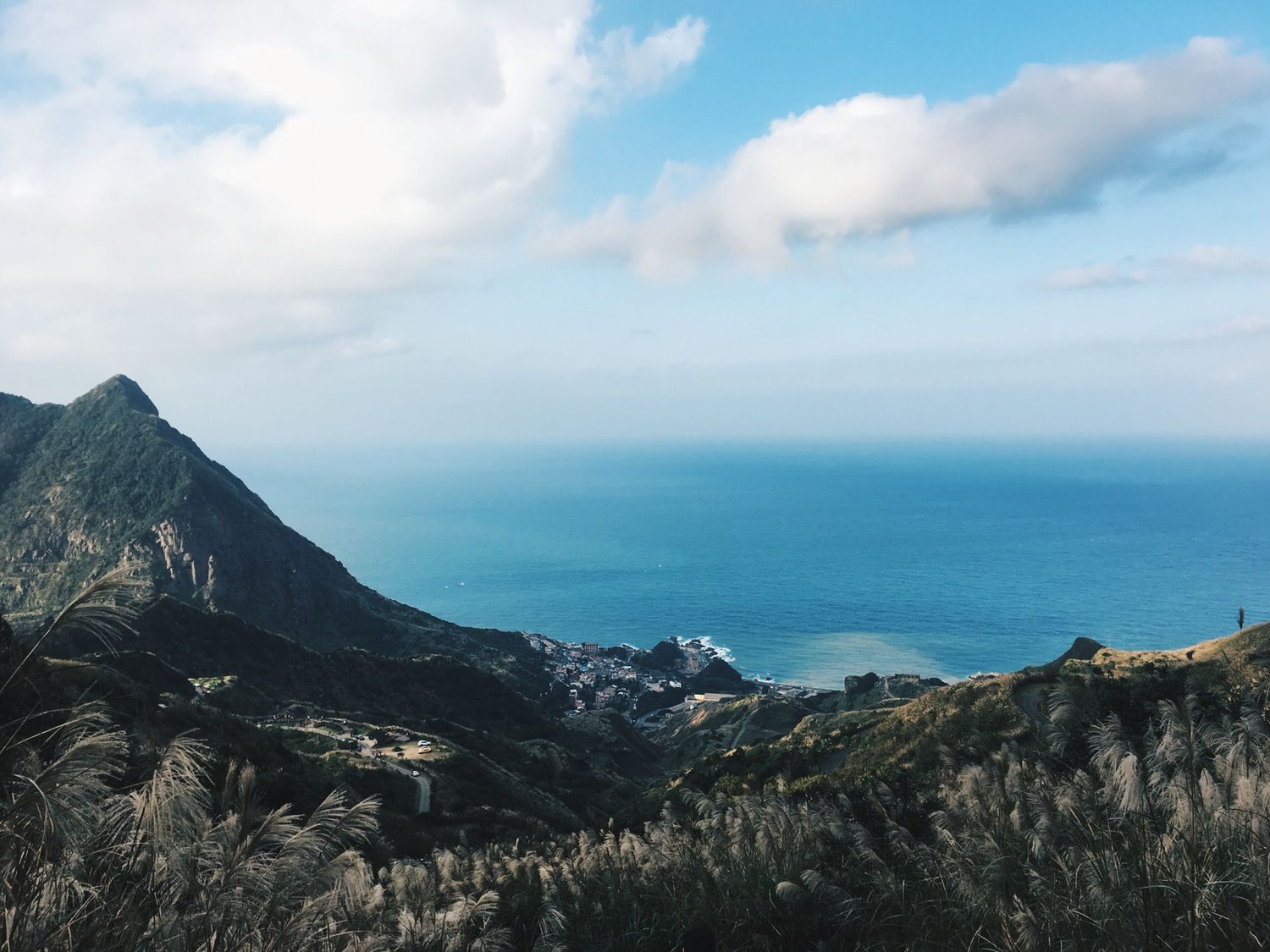 Check out these 6 great hikes near Taipei  http://townske.com/guide/10400/incredible-hiking-trail-in-northern-taiwan