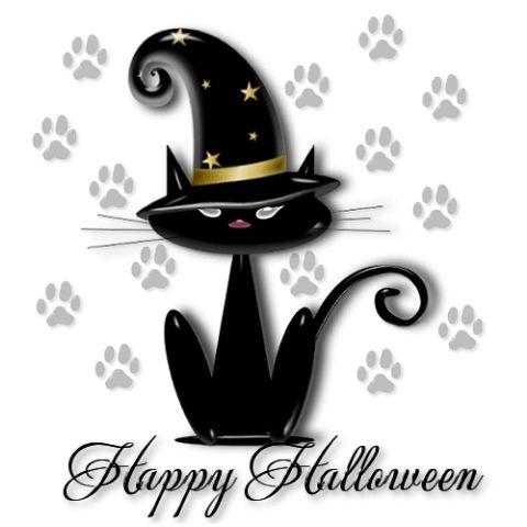Believe it or Not Money Superstitions Halloween cat, Halloween - halloween decoration printouts