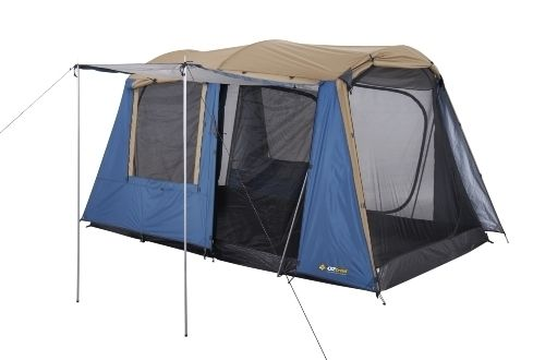 Sundowner 6 Person large family two room dome tent  sc 1 th 182 & Sundowner 6 Person large family two room dome tent | Campers/Tiny ...