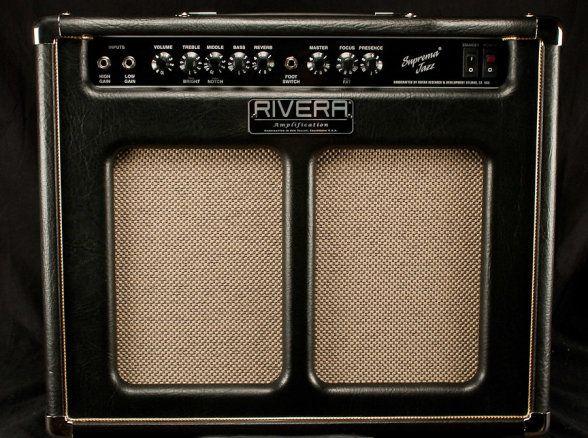 rivera suprema jazz combo amplifier 50 watts of el34 power 12 celestion t 75 speaker for a. Black Bedroom Furniture Sets. Home Design Ideas