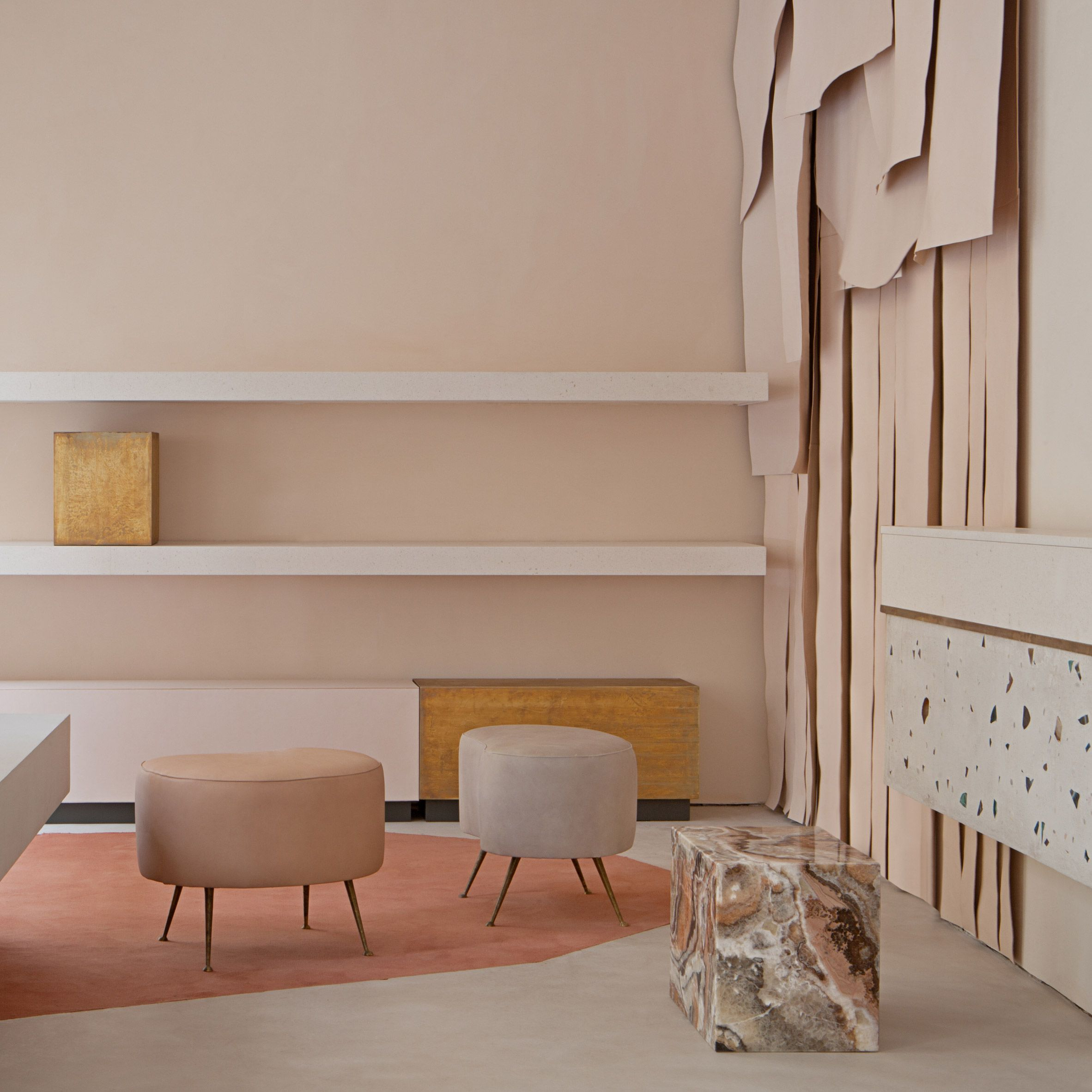 Discount Mobili Napoli Ciszak Dalmas Integrates Materials From Fashion Label S