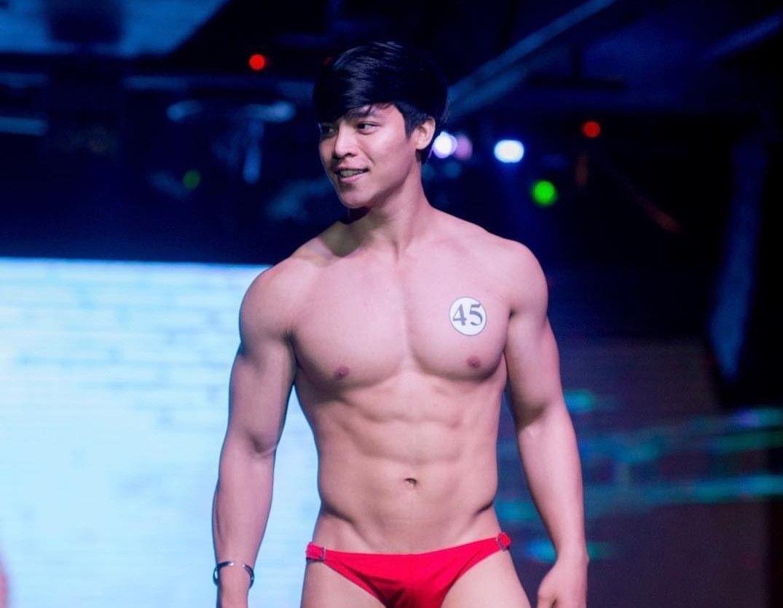 atarse en calzado descuento Pin by jojo Jamie on Asian in 2019 | Speedo boy, Asian men ...