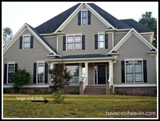 Warm stone sherwin williams exterior