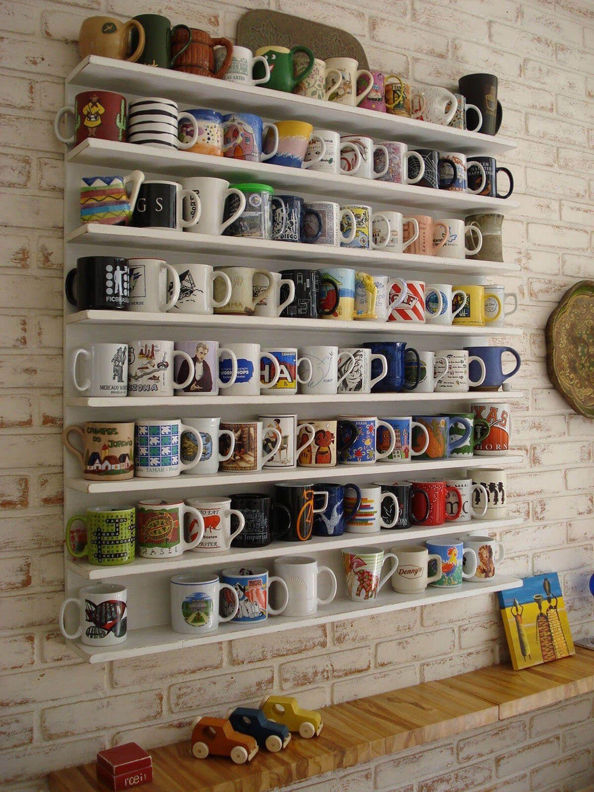 Photo of 24 fun and creative coffee cups organization ideas – decoration ideas