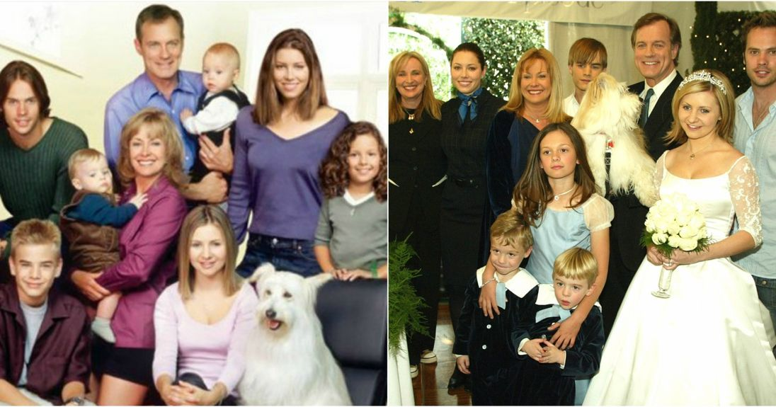 then and now what happened to the cast of 7th heaven