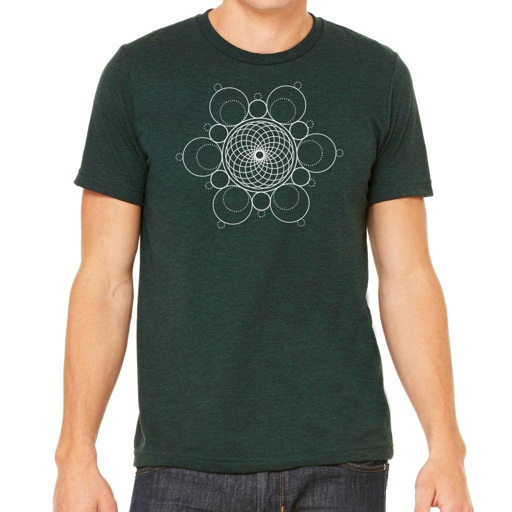 Sacred Geometry Clothing - Sacred Geometry Shirt - Torus