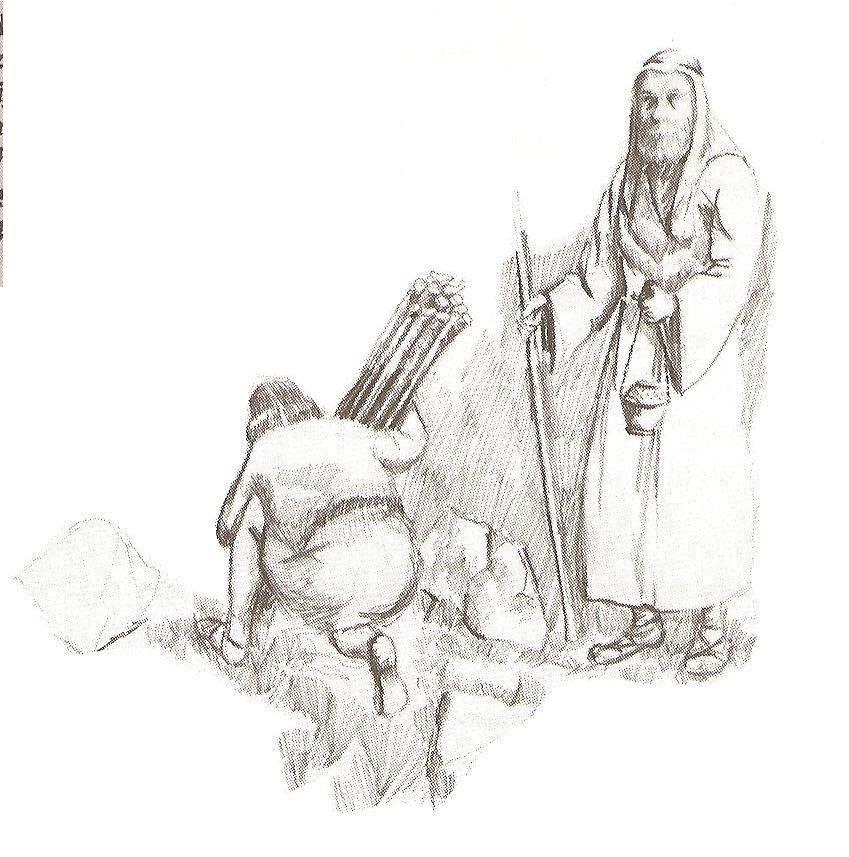 Abrahams geloof op de proef gesteld ik geloof deel 1A blz 77