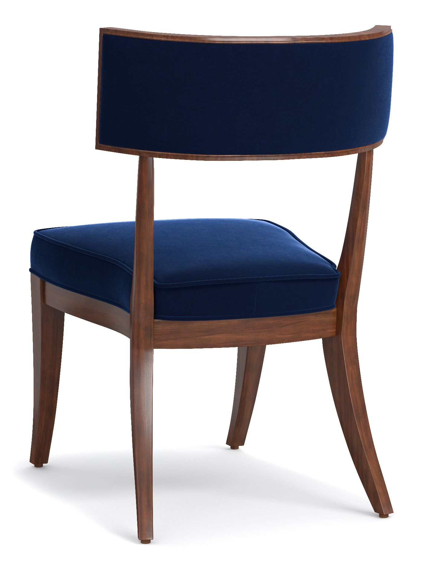 Cynthia Rowley For Hooker Furniture Dining Room Perch Upholstered Klismos Chair 051253