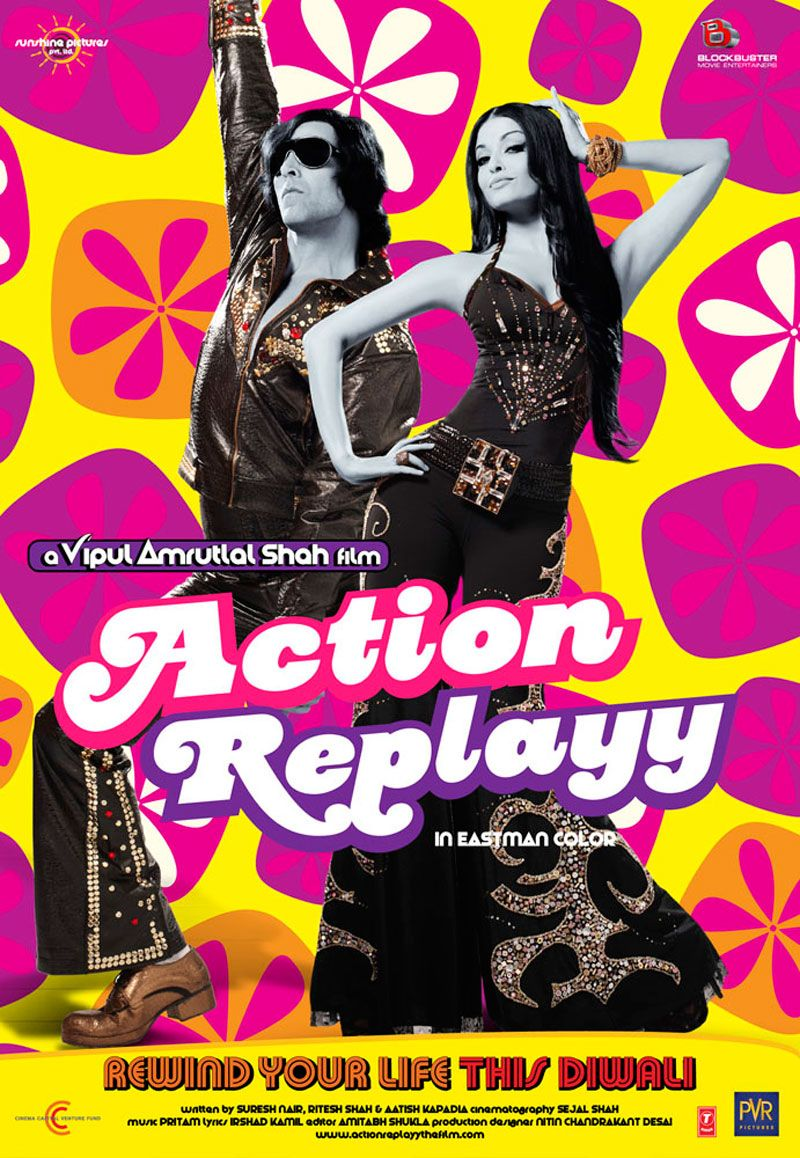 action replayy movie video song download