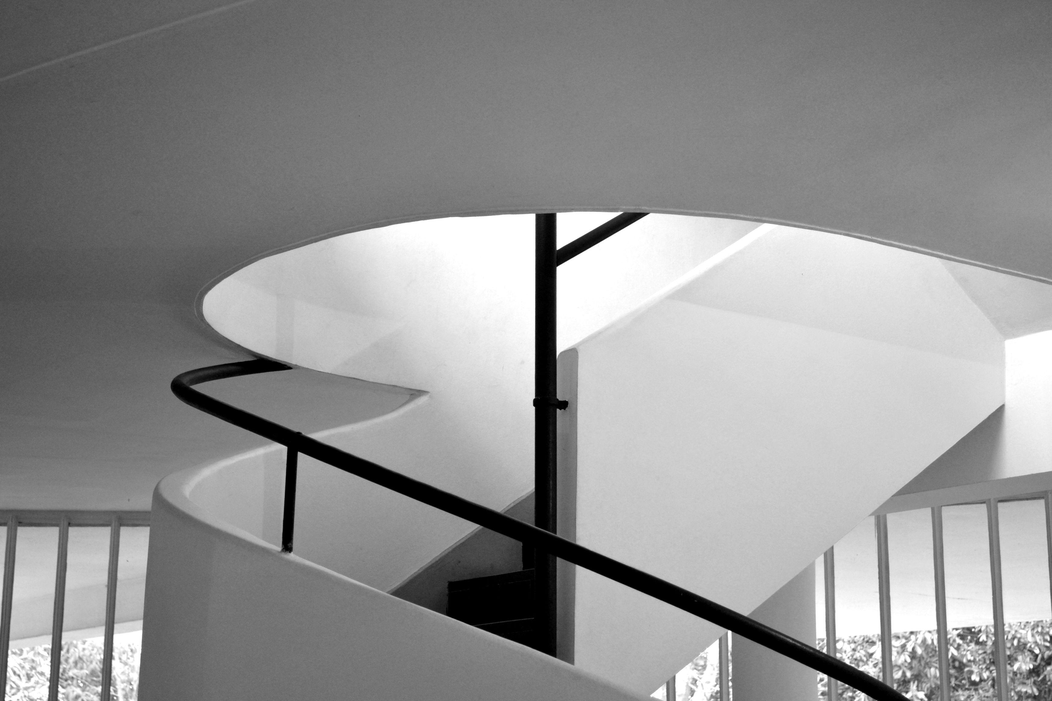 Le corbusier villa savoye interior - Villa Savoye Poissy