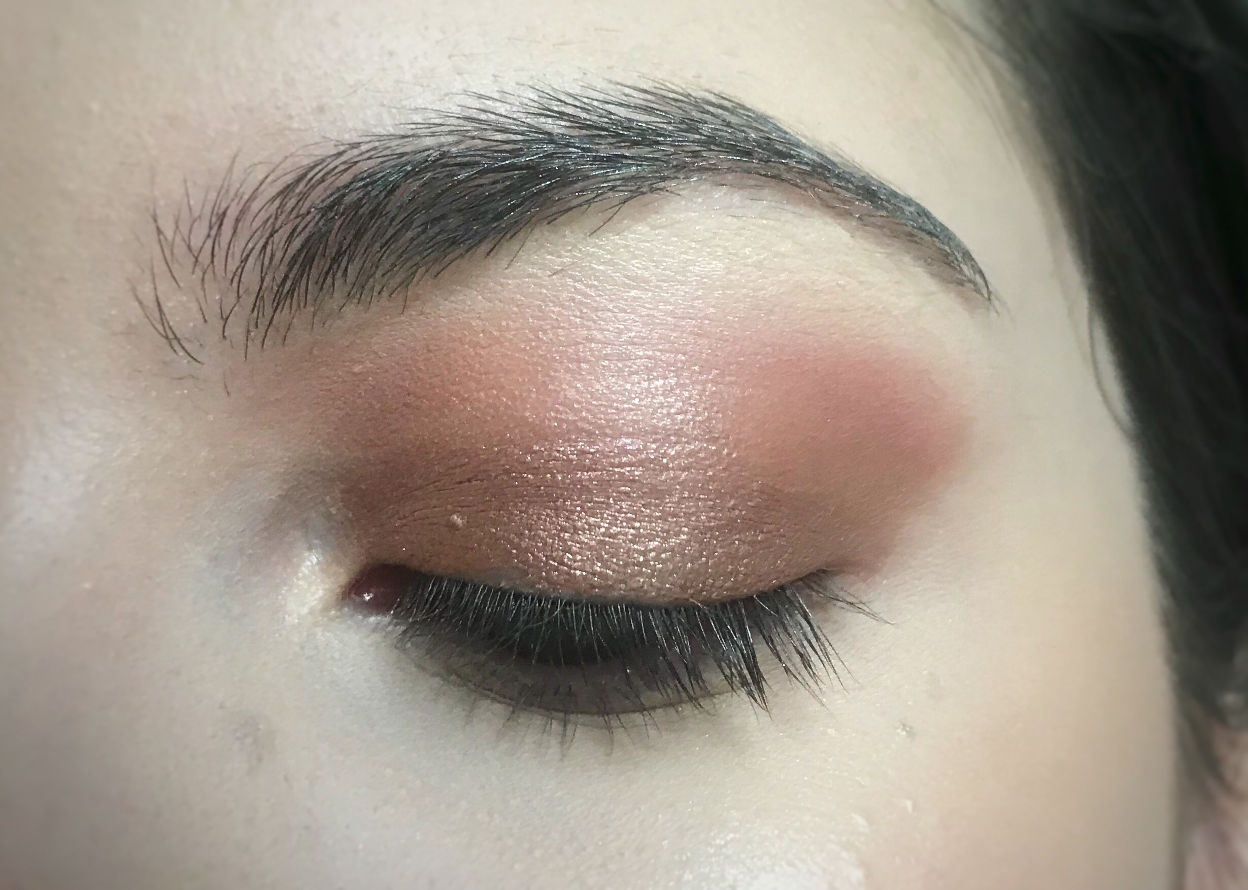 ... step-by-step, modern renaissance, soft glam, dip brow, subculture,  makeup, natural, Smokey eye, nude, rose gold, Glam, nighttime, easy,  classic, purple, ...