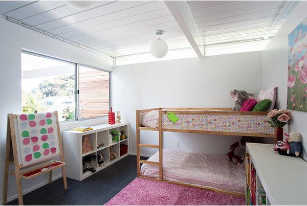 IKEA KURA bunk bed! Kids Rooms Pinterest Infants, Kura hack