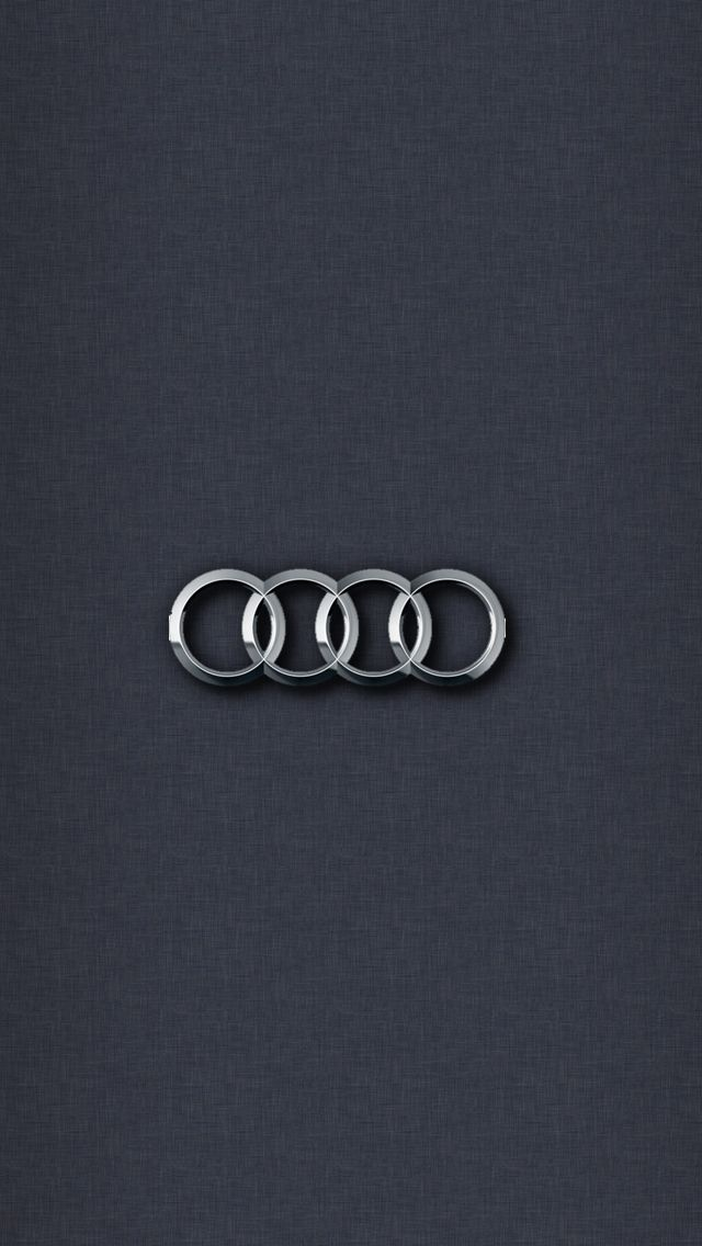 Iphone 5 Wallpapers Photo Audi Cars Car Brands Logos Car Logos