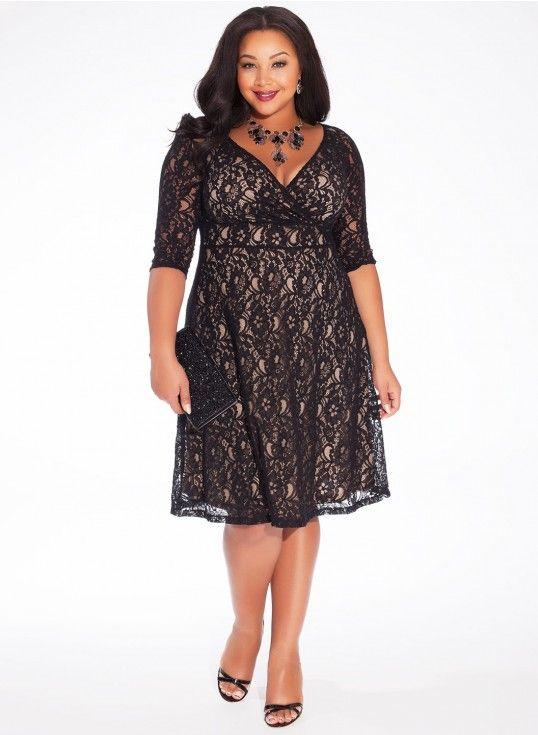 plus size dresses canada